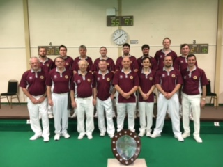 London and Southern Counties Shield Winners 2017