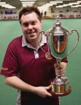 Paul Coleman EIBA Singles Champion 2006