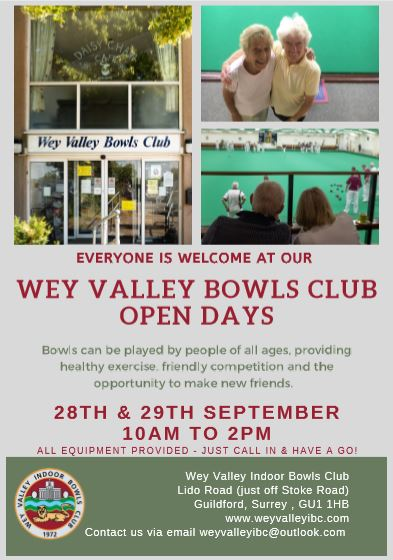 WV Open Day 2019